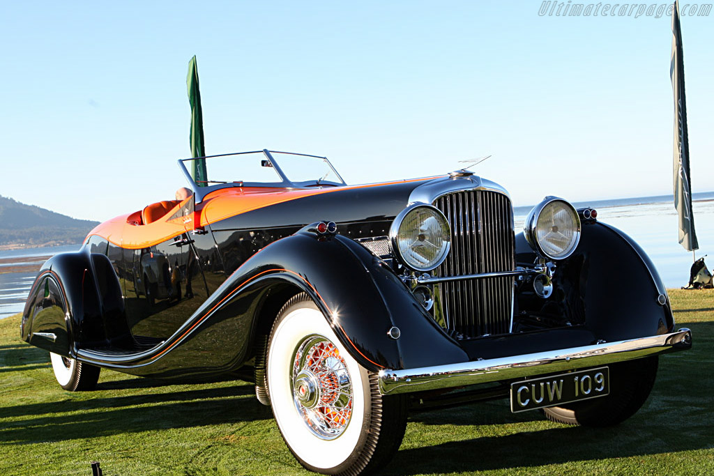 Duesenberg J Gurney Nutting Speedster - Chassis: 2614 J-585   - 2007 Pebble Beach Concours d'Elegance