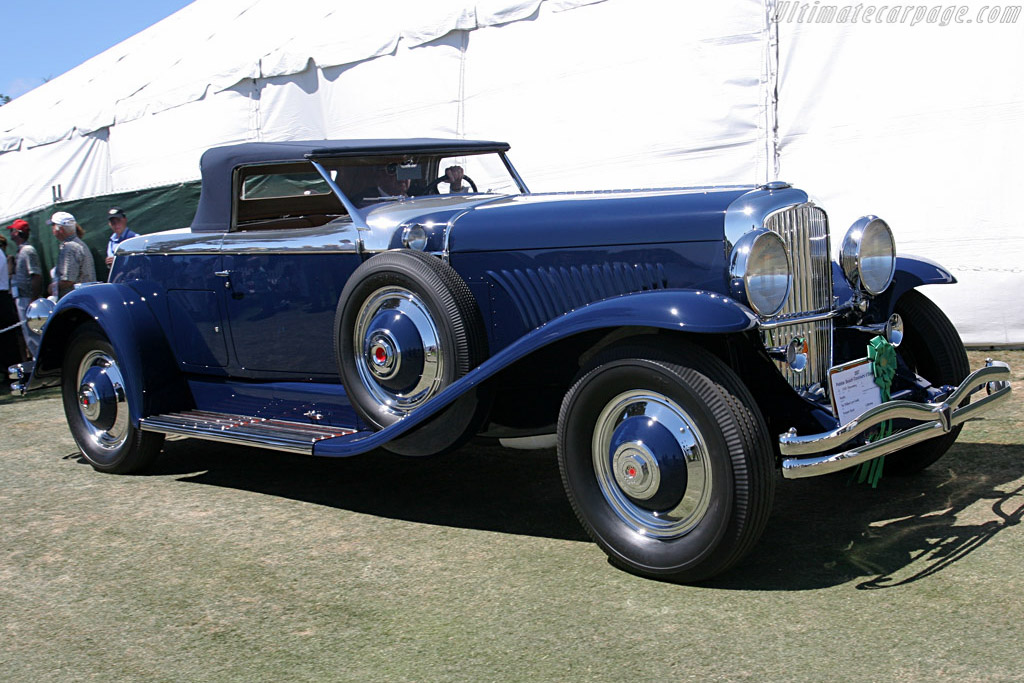 Duesenberg J Murphy Disappearing Top Torpedo - Chassis: 2317 J-302   - 2007 Pebble Beach Concours d'Elegance