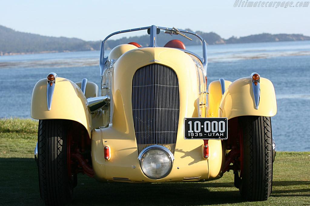 Duesenberg SJ 'Mormon Meteor' Speedster - Chassis: J-557   - 2007 Pebble Beach Concours d'Elegance