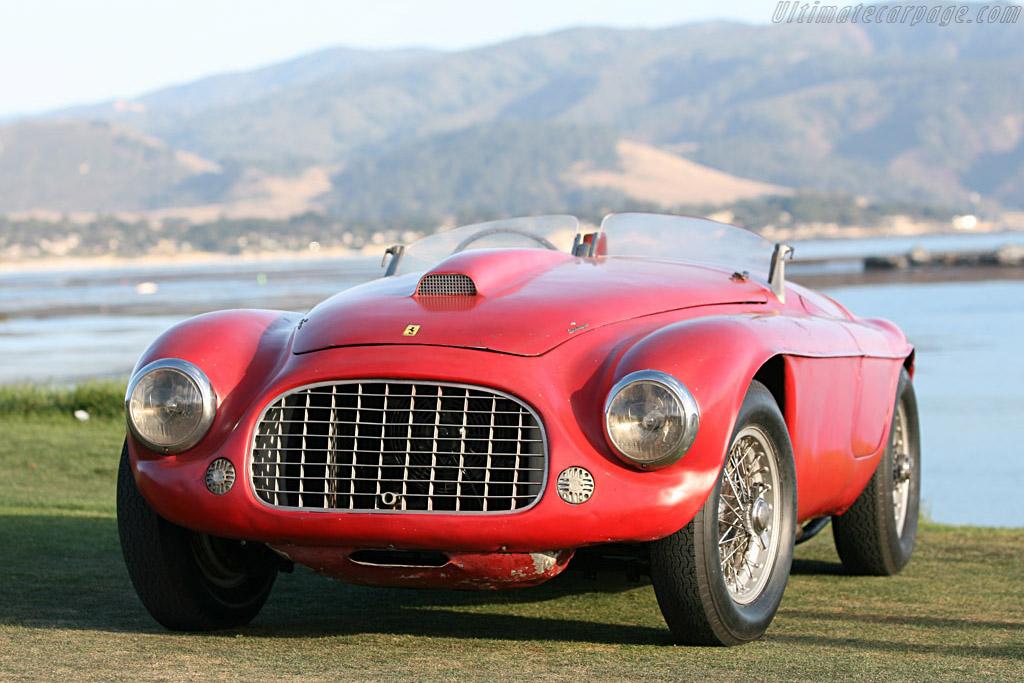 Ferrari 166 MM Touring Barchetta - Chassis: 0052M   - 2007 Pebble Beach Concours d'Elegance