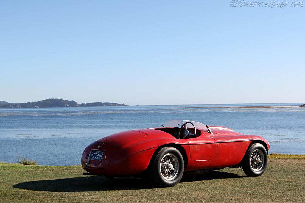 Ferrari 166 mm touring barchetta chassis 0052m 2007 pebble beach concours d 39 elegance