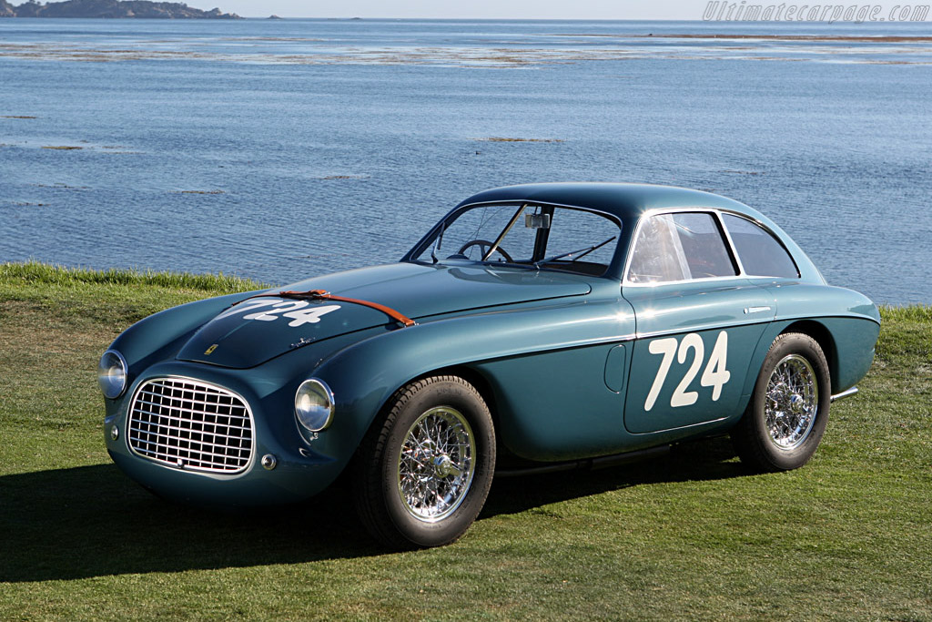 Ferrari 166 MM Touring Coupe - Chassis: 0026M   - 2007 Pebble Beach Concours d'Elegance
