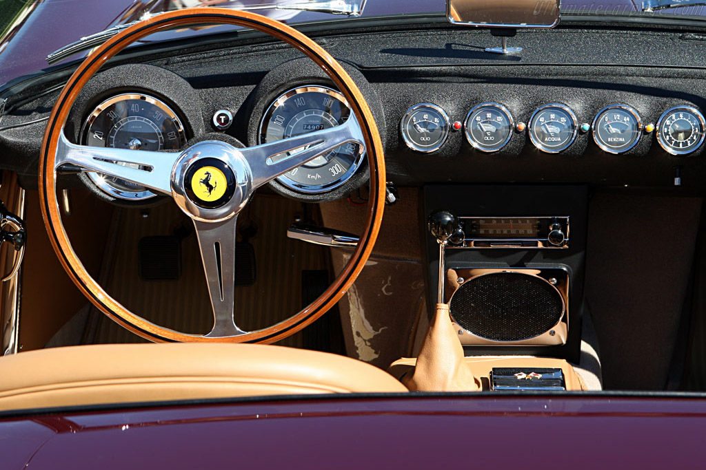 Ferrari 250 GT Cabriolet Series I - Chassis: 0813GT - Entrant: Peter S. Kalikow  - 2007 Pebble Beach Concours d'Elegance