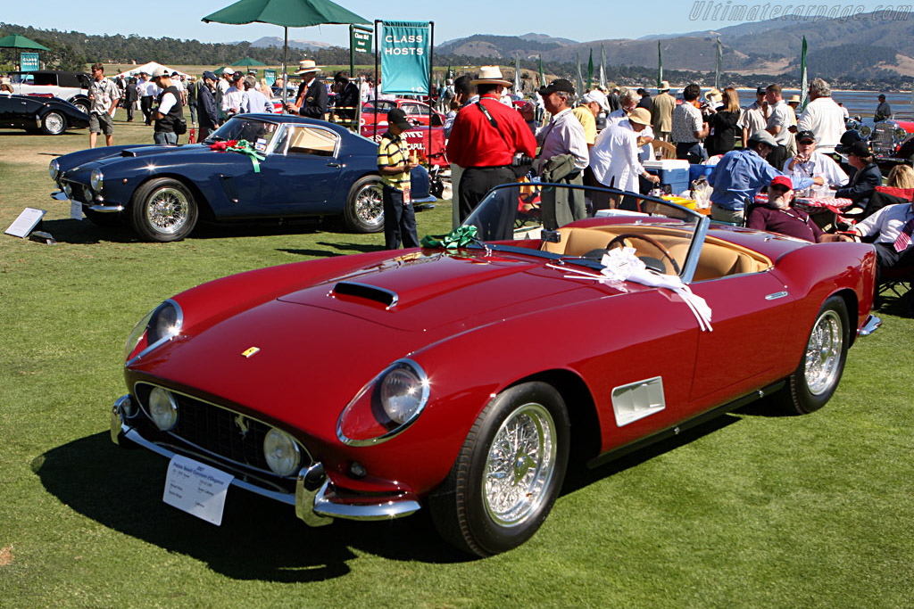 Ferrari 250 GT LWB California Spyder - Chassis: 0937GT   - 2007 Pebble Beach Concours d'Elegance
