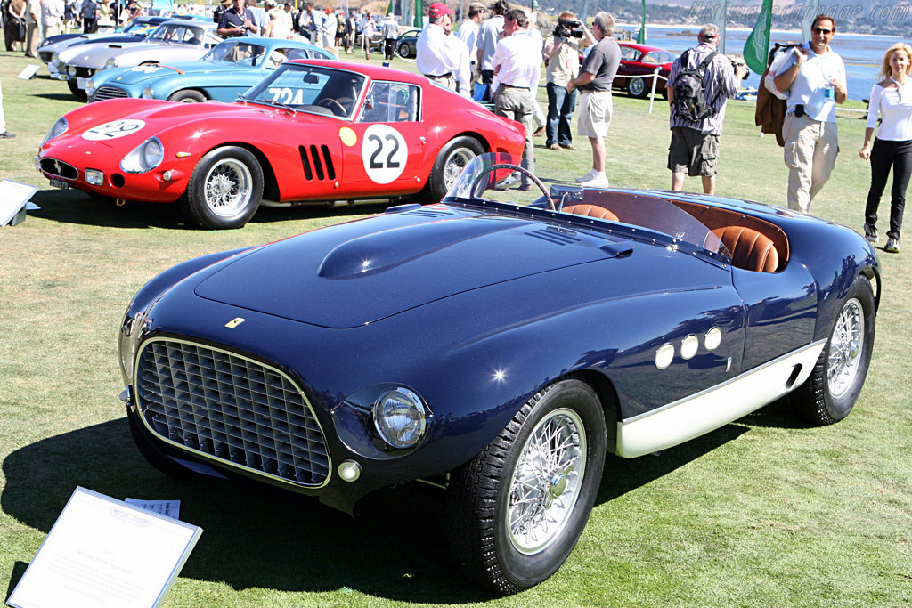 Ferrari 250 MM Vignale Barchetta - Chassis: 0326MM - Entrant: William 'Chip' Connor  - 2007 Pebble Beach Concours d'Elegance