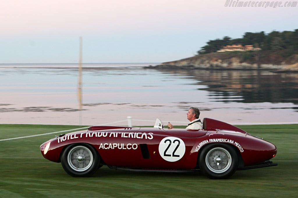 Ferrari 250 Monza - Chassis: 0442M   - 2007 Pebble Beach Concours d'Elegance