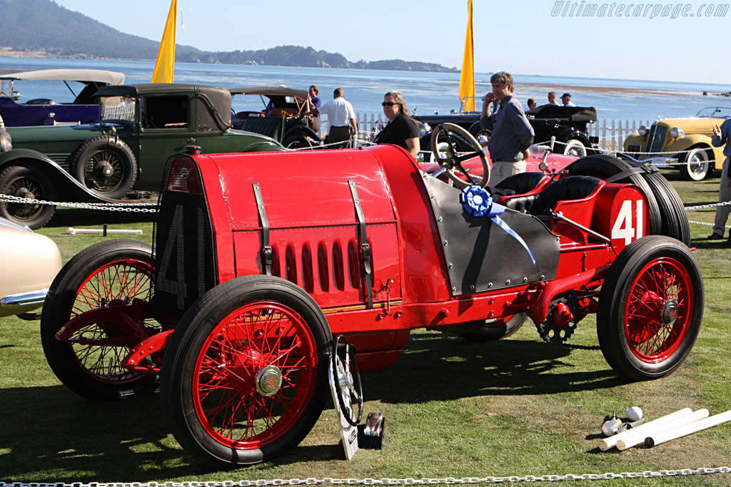 Fiat S74 Race Car - Chassis: 1 - Entrant: George Wingard  - 2007 Pebble Beach Concours d'Elegance