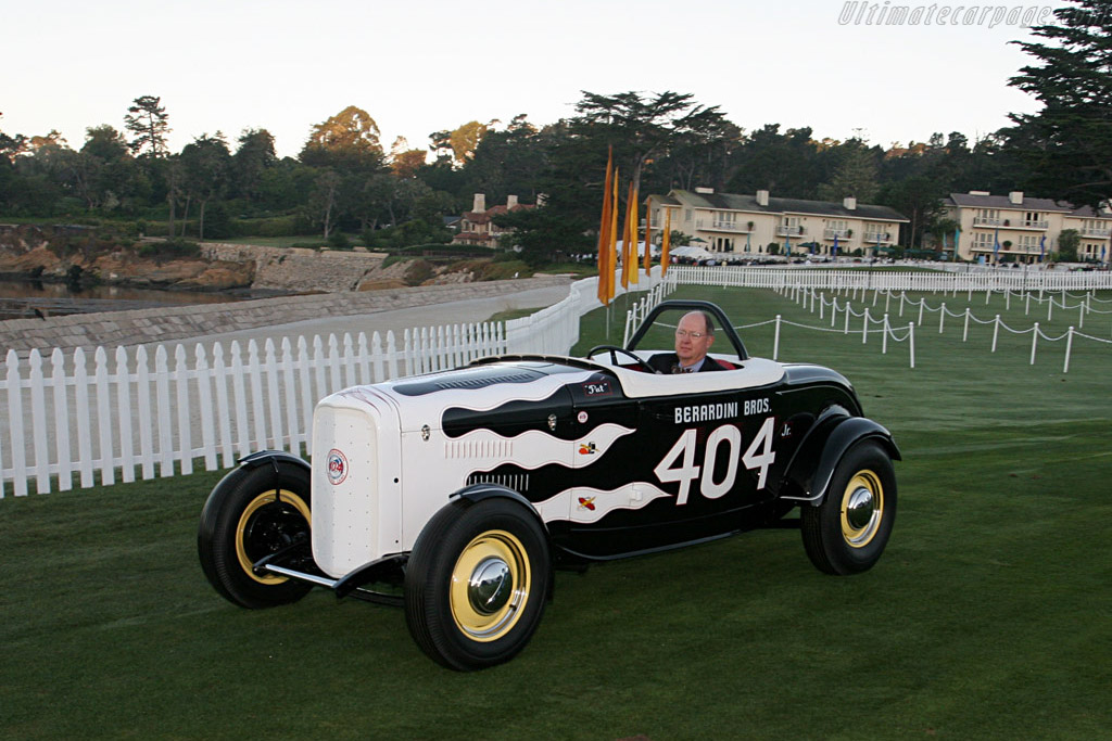 Ford Berardini Brothers '404 Jr' Roadster    - 2007 Pebble Beach Concours d'Elegance
