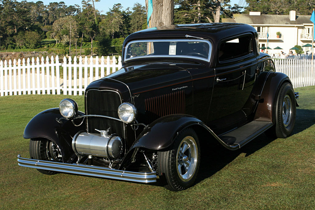 Ford Doyle Gammell 3-Window Coupe    - 2007 Pebble Beach Concours d'Elegance