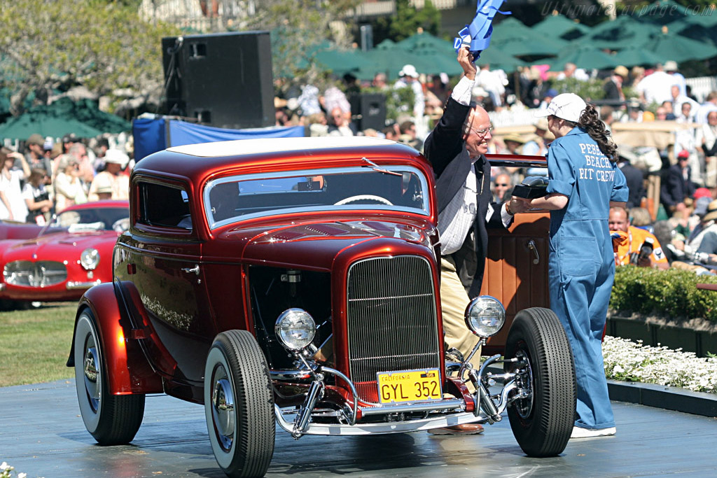 Ford Lloyd Bakam 3-Window Coupe    - 2007 Pebble Beach Concours d'Elegance