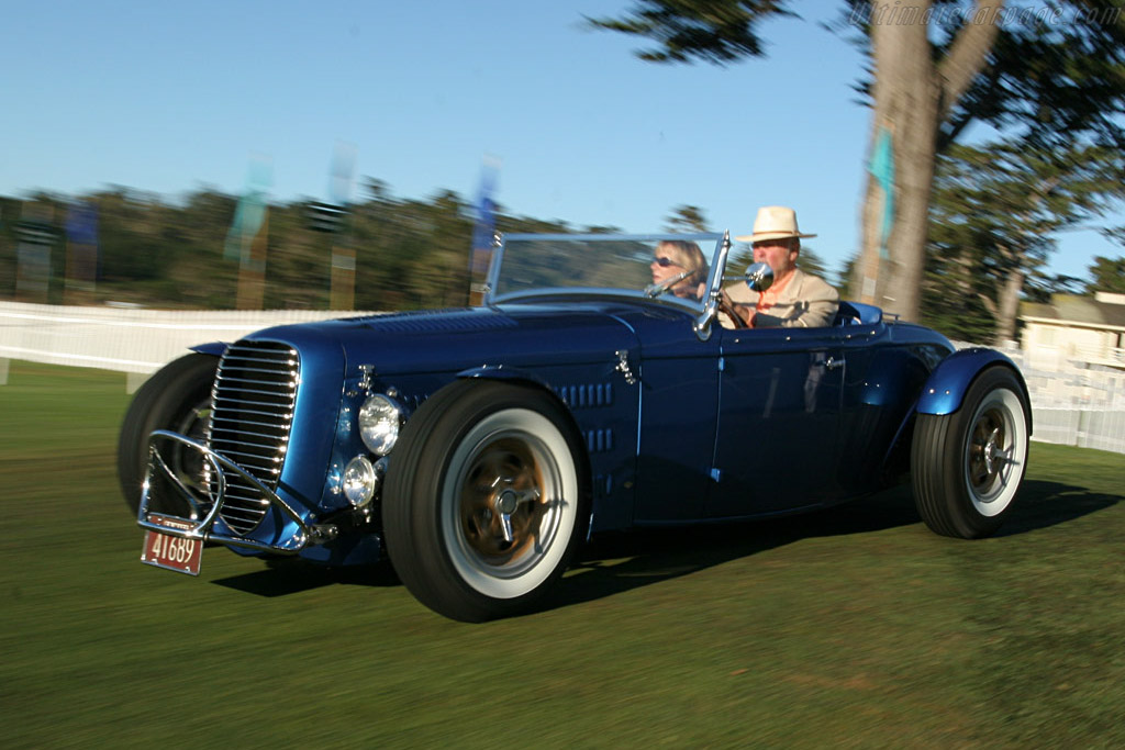 Ford Paul Fitzgerald Roadster Roadster    - 2007 Pebble Beach Concours d'Elegance