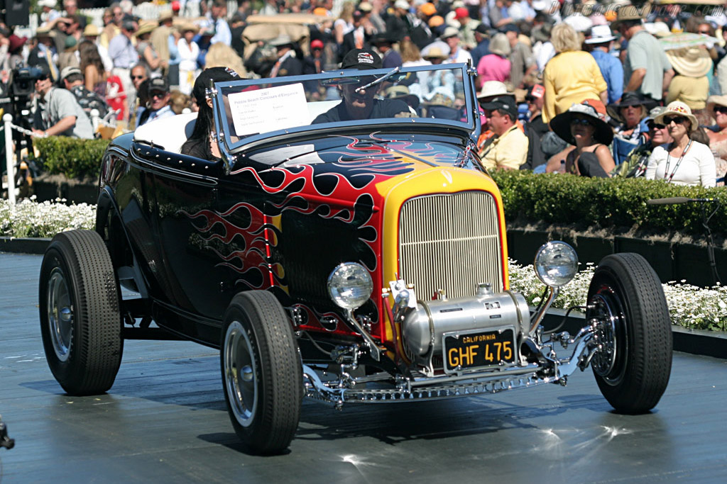 Ford Tom McMullen Roadster    - 2007 Pebble Beach Concours d'Elegance