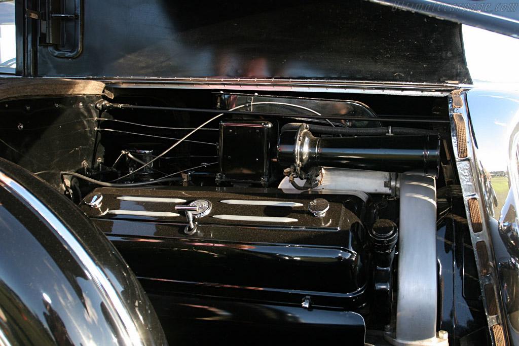 Franklin Twelve 7 Passenger sedan    - 2007 Pebble Beach Concours d'Elegance