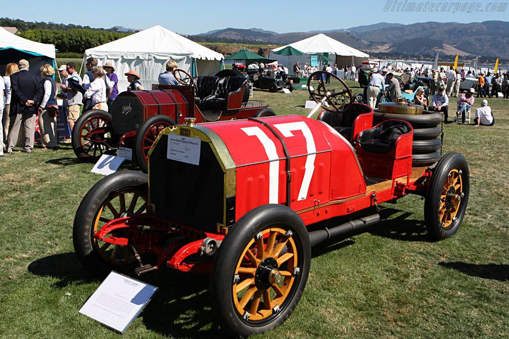 Itala Race Car    - 2007 Pebble Beach Concours d'Elegance