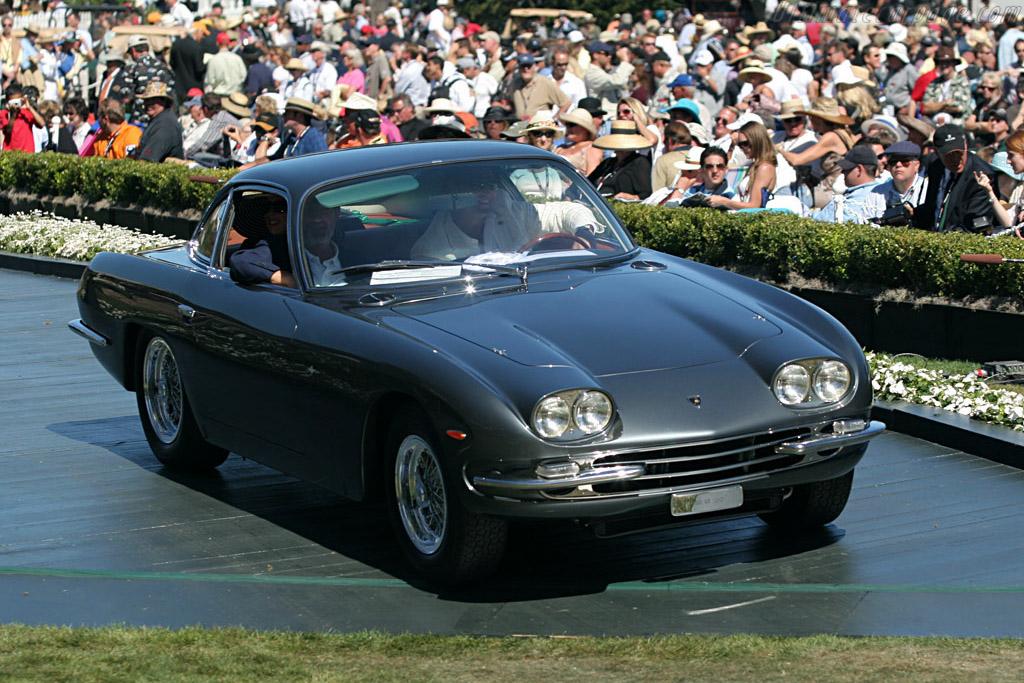 Lamborghini 400 GT    - 2007 Pebble Beach Concours d'Elegance