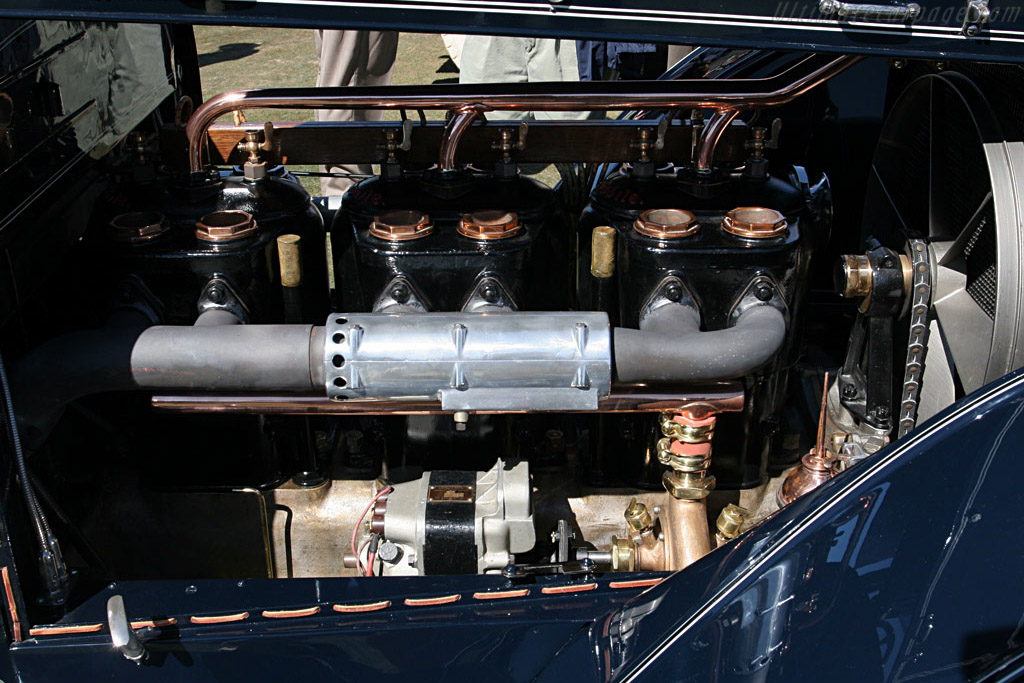 Locomobile 48 Healey Gunboat    - 2007 Pebble Beach Concours d'Elegance