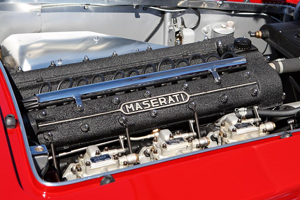 Maserati A6G/2000 Zagato Coupe    - 2007 Pebble Beach Concours d'Elegance