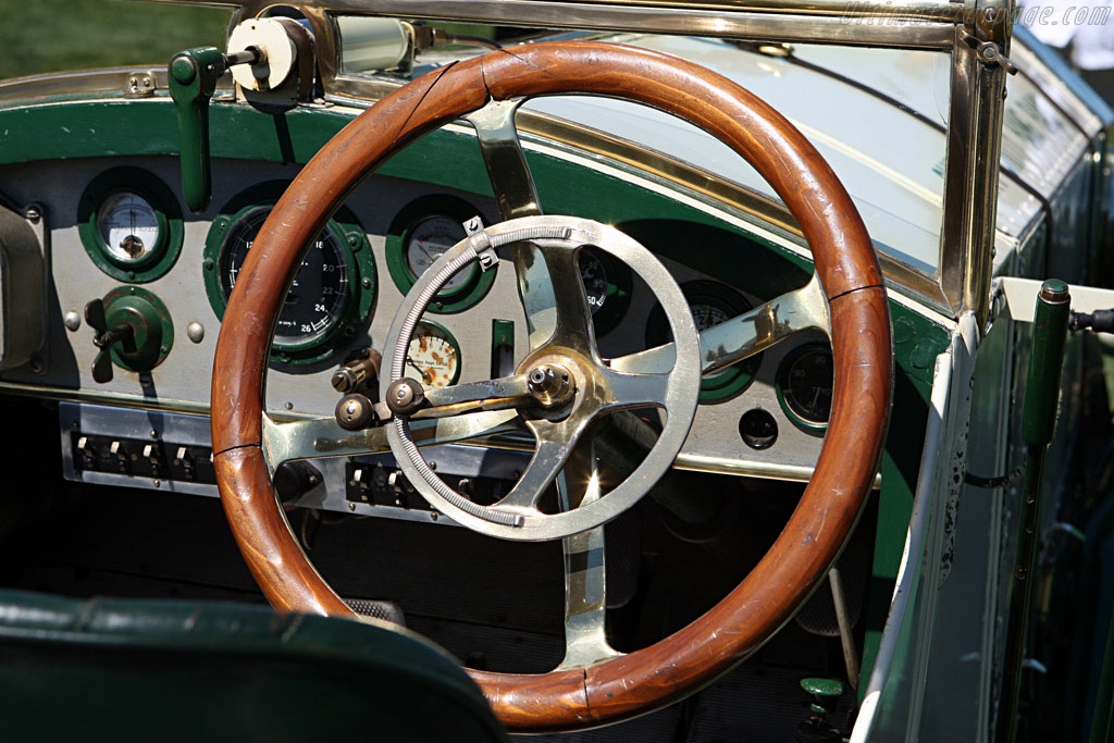 Mercedes Chitty Chitty Bang Bang Special    - 2007 Pebble Beach Concours d'Elegance