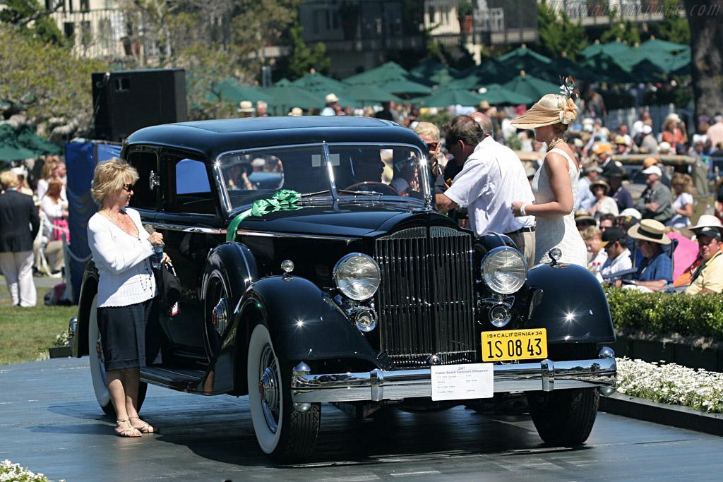 Packard 1108 Dietrich Sport Sedan - Chassis: 1108-43  - 2007 Pebble Beach Concours d'Elegance
