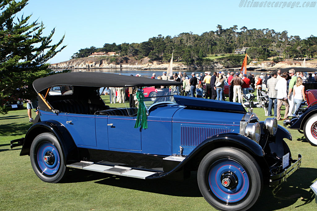 Packard 226 Touring    - 2007 Pebble Beach Concours d'Elegance