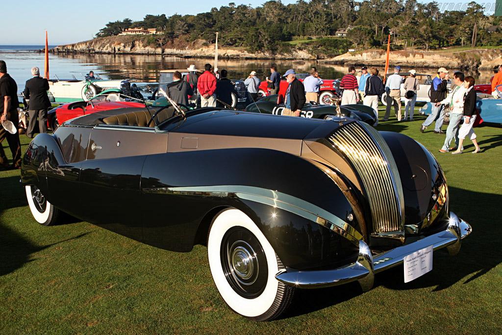 Rolls-Royce Phantom III Labourdette Vutotal Cabriolet    - 2007 Pebble Beach Concours d'Elegance