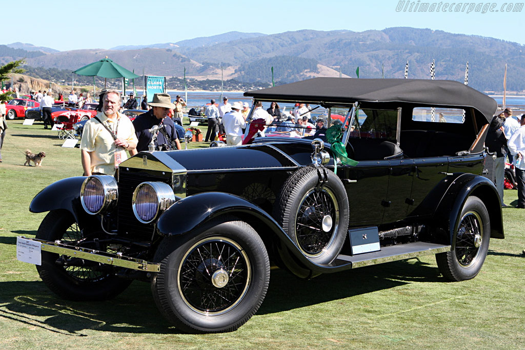 Rolls-Royce Silver Ghost Pall Mall    - 2007 Pebble Beach Concours d'Elegance