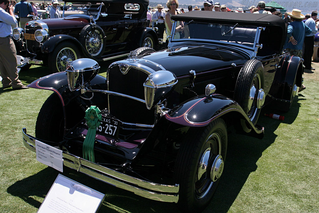 Ruxton Model C Rauch and Lang Roadster    - 2007 Pebble Beach Concours d'Elegance