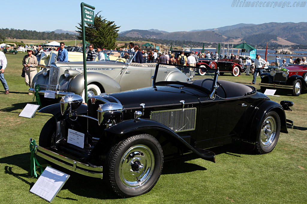 Ruxton Muller Roadster    - 2007 Pebble Beach Concours d'Elegance