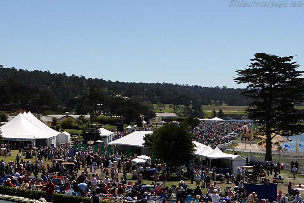 Welcome to Pebble    - 2007 Pebble Beach Concours d'Elegance