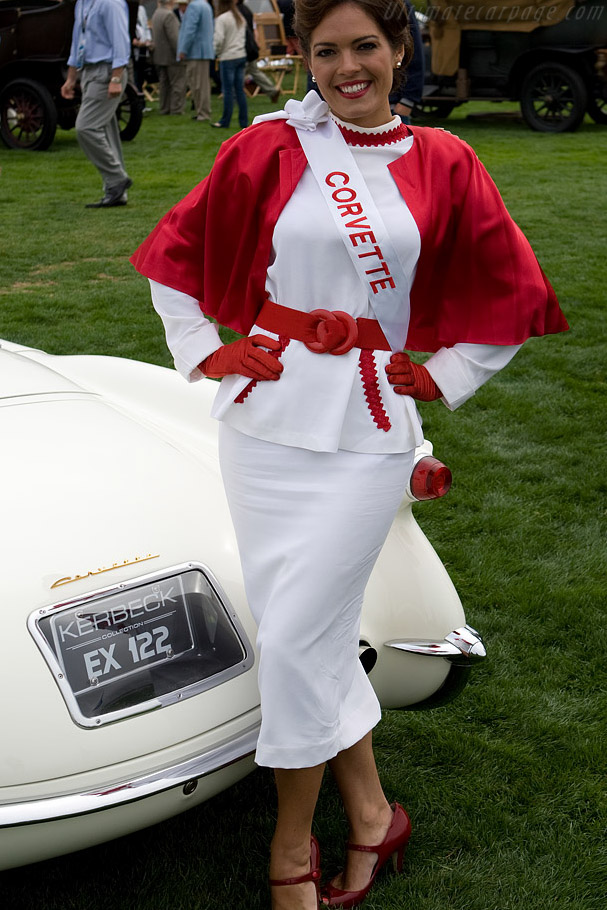 1953 all over again    - 2008 Pebble Beach Concours d'Elegance