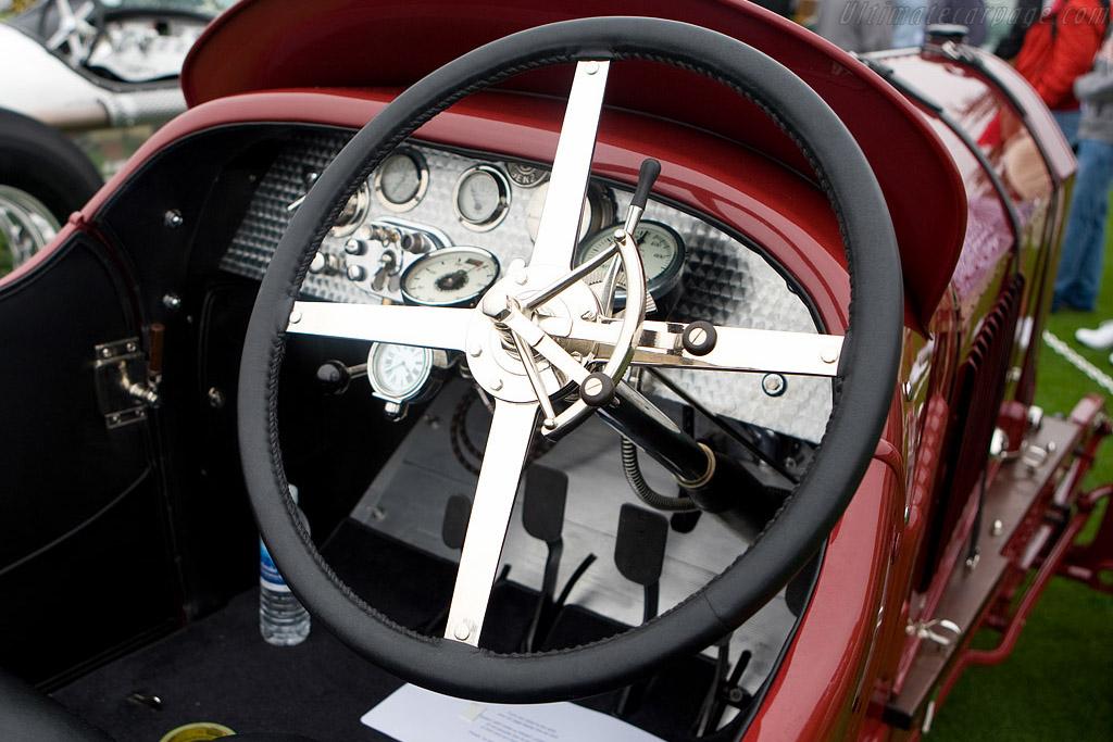 Benz 200hp Snutsel Racer    - 2008 Pebble Beach Concours d'Elegance