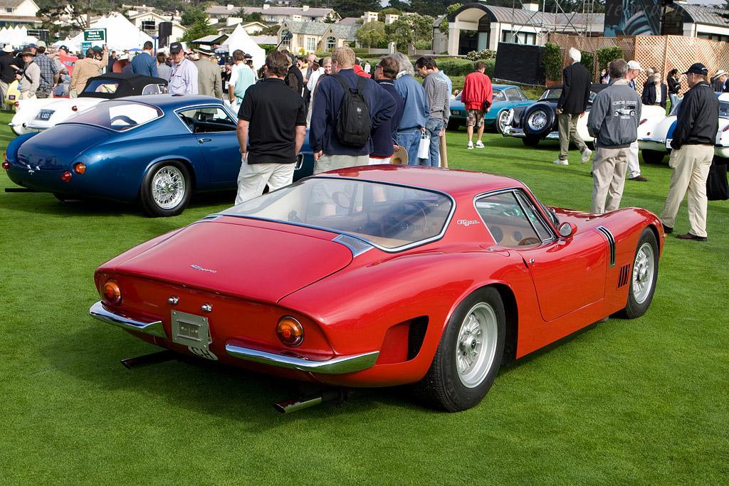 Bizzarrini 5300 GT    - 2008 Pebble Beach Concours d'Elegance