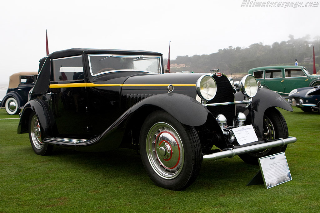 Bugatti Type 50 Cabriolet - Chassis: 50144  - 2008 Pebble Beach Concours d'Elegance