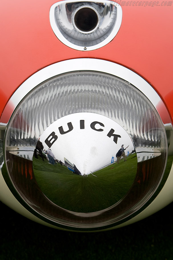 Buick Centurion    - 2008 Pebble Beach Concours d'Elegance