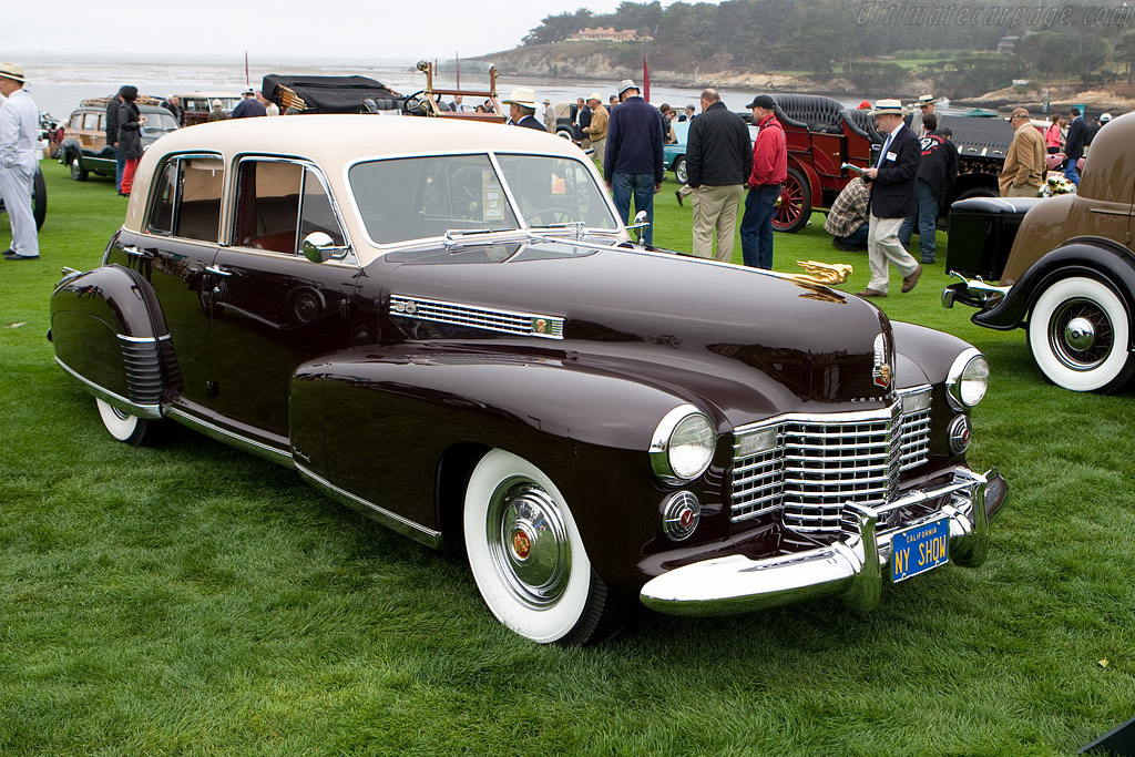 Cadillac 60 Special Fleetwood Imperial Sedan    - 2008 Pebble Beach Concours d'Elegance
