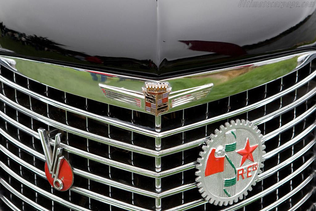 Cadillac Series 90 V16 Derham Town Car    - 2008 Pebble Beach Concours d'Elegance