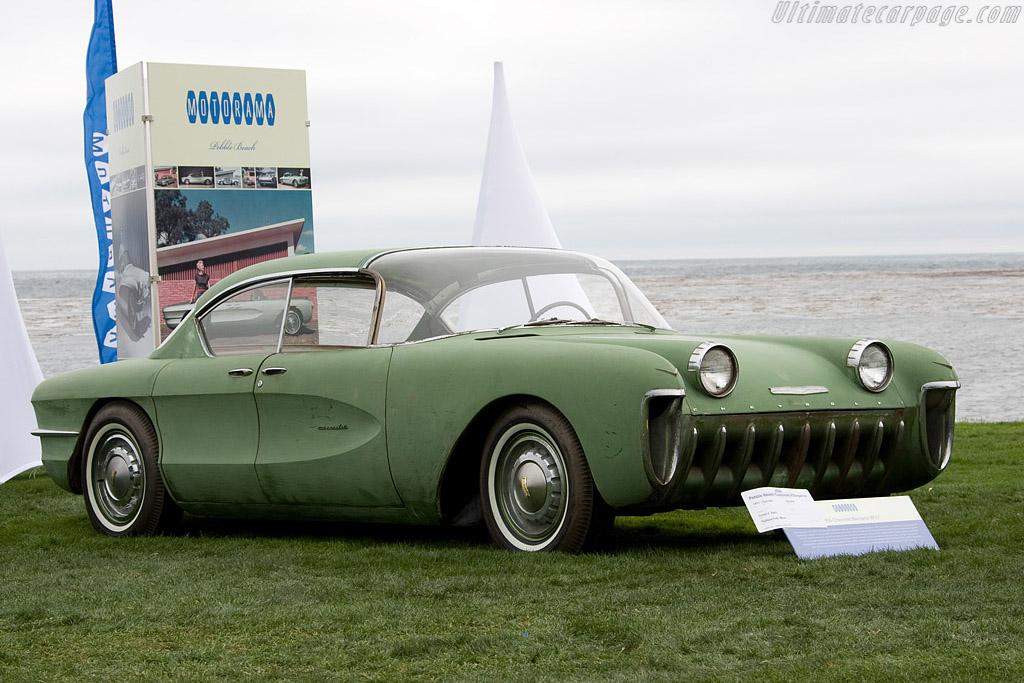Chevrolet Biscayne    - 2008 Pebble Beach Concours d'Elegance