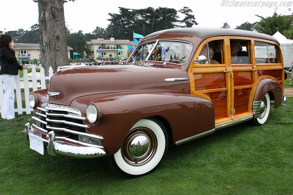 Chevrolet Fleetwood Ionia Station Wagon    - 2008 Pebble Beach Concours d'Elegance