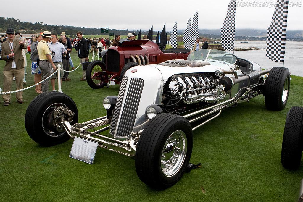 Chrysler Tank Car    - 2008 Pebble Beach Concours d'Elegance