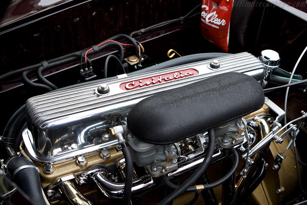 Cisitalia Ford 808XF Vignale Roadster    - 2008 Pebble Beach Concours d'Elegance