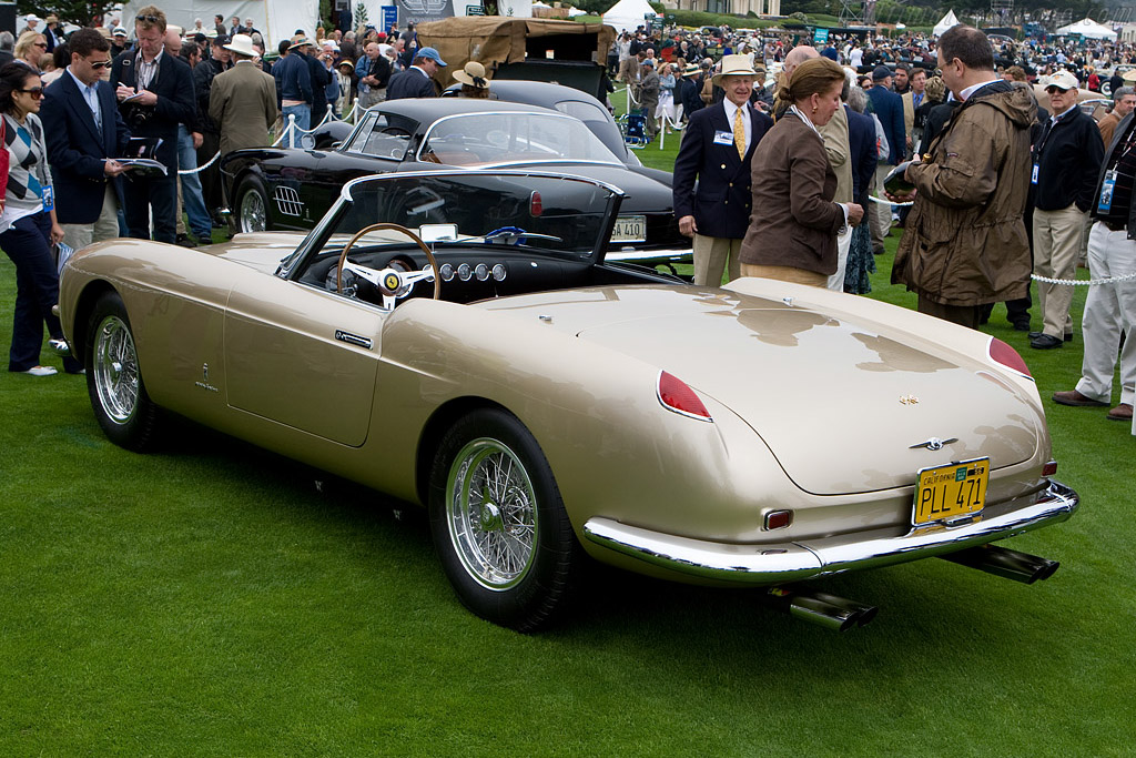 Ferrari 250 GT Cabriolet Series I - Chassis: 1075GT   - 2008 Pebble Beach Concours d'Elegance
