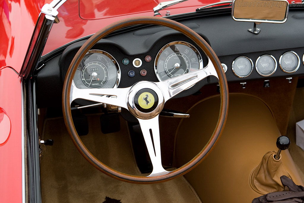 Ferrari 250 GT California Spyder - Chassis: 1451GT   - 2008 Pebble Beach Concours d'Elegance