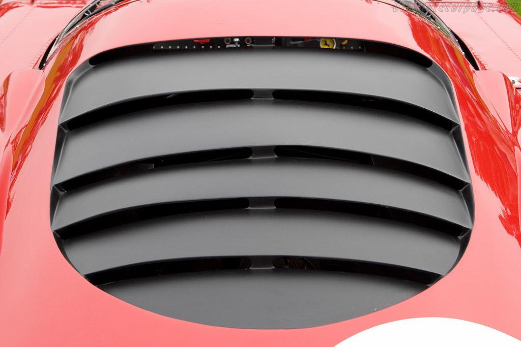 Ferrari 312 P - Chassis: 0872   - 2008 Pebble Beach Concours d'Elegance