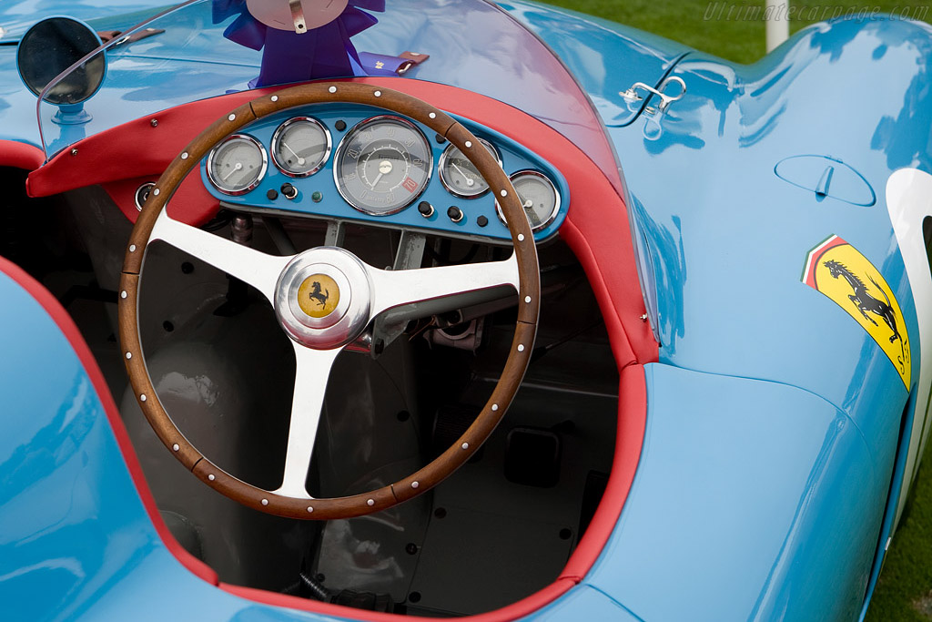Ferrari 500 Mondial - Chassis: 0556MD   - 2008 Pebble Beach Concours d'Elegance