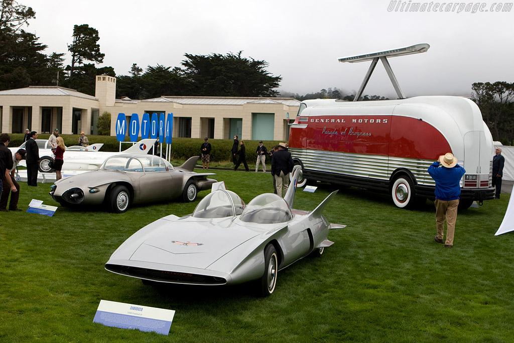Firebird III    - 2008 Pebble Beach Concours d'Elegance