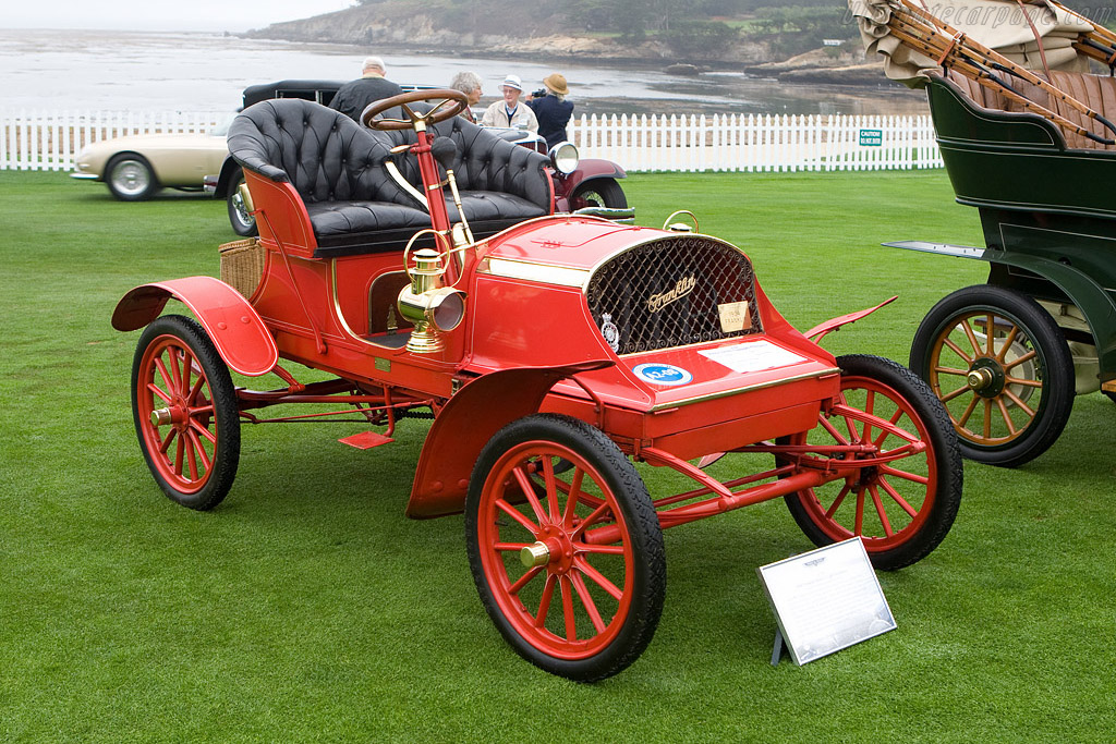 Franklin Type A Light Runabout    - 2008 Pebble Beach Concours d'Elegance
