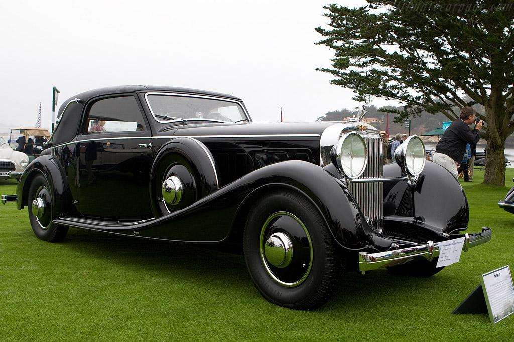 Hispano Suiza J12 Van Vooren Faux Cabriolet    - 2008 Pebble Beach Concours d'Elegance