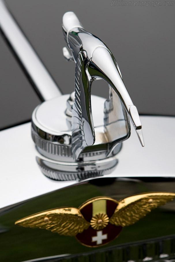 Hispano Suiza K6 Brandone Cabriolet    - 2008 Pebble Beach Concours d'Elegance
