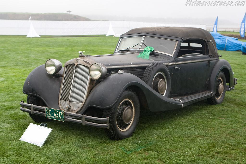 Horch 853 Cabriolet    - 2008 Pebble Beach Concours d'Elegance