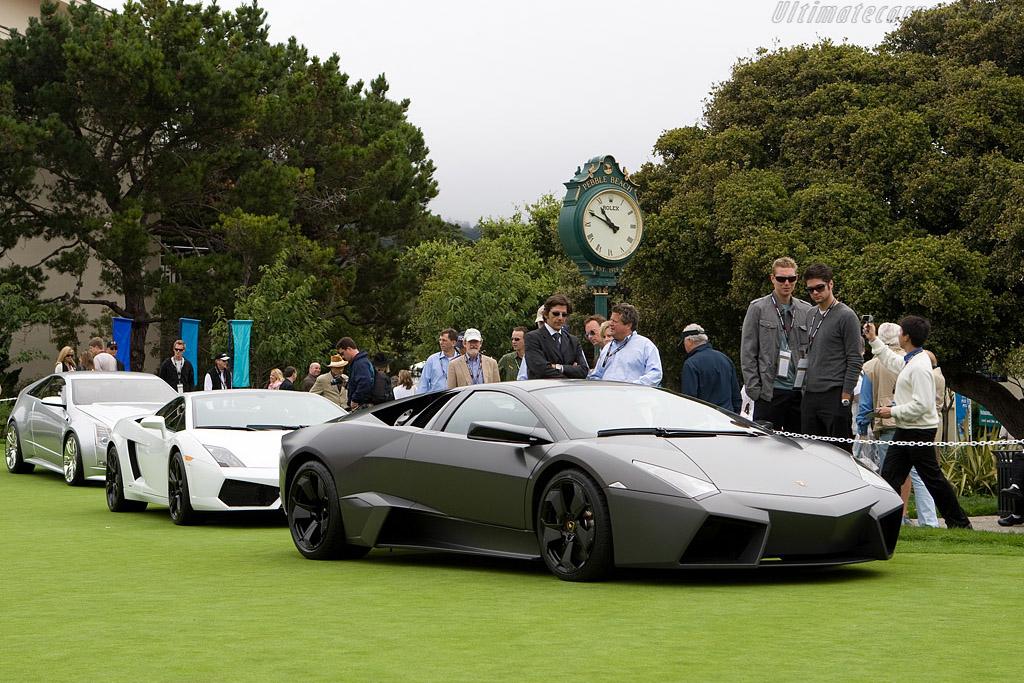 Lamborghini Reventon    - 2008 Pebble Beach Concours d'Elegance